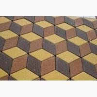 Тротуарная плитка Ромб 6 см