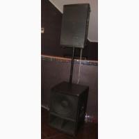 Mag md 231, md580b, акустические системы 12-15 дюймов, сабвуферы и топы
