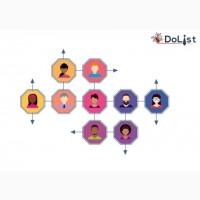 DoList - сервис поиска исполнителей