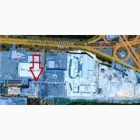 Земельный участок 52 сотки в Киеве, под строительство БЦ, ТРЦ, супермаркета