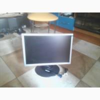 Монитор ЖК широкоформатный 20 Philips 200WS8FS (DVI VGA 1680x1050)