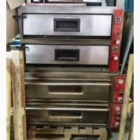 Продам печь для пиццы б/у двойная GGF E99/A для пиццерий, кафе, ресторанов