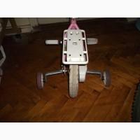 Детский велосипед для принцессы на 4-5 лет