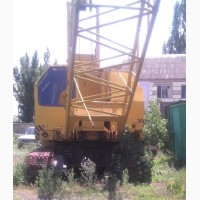 Sell crawler crane RDK-250-3 TAKRAF, 25 tons, 1990 y.m