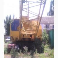 Продаем гусеничсный кран RDK-250-3 TAKRAF, 25 тонн, 1990 г.в