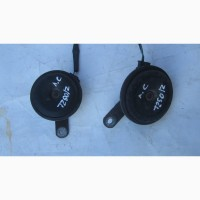 865200D060 Звуковой сигнал Toyota Avensis 1998-2008 черный коннектор