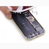 Замена аккумуляторной батареи Apple iPhone 5, 5S, 6, 6+, 6S, 6S+, 7, 7+, 8, 8