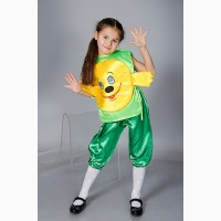 Карнавальный костюм Колобок, возраст 3-8 лет