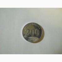 Индонезия-200 рупий (2016)