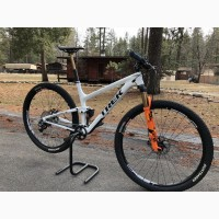 Trek Top Fuel Cross Country Bike Shimano Di2 Fox iRD
