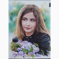 Оригинальный подарок портрет на заказ Николаев