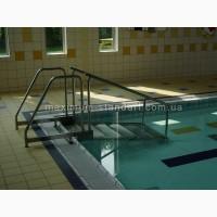 Виготовлення і встановлення сходів у басейн