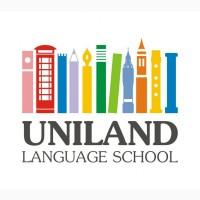 Онлайн-курсы английского языка в школе UNILAND