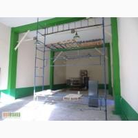 Ремонт складов, производственных помещений г.Кривой Рог