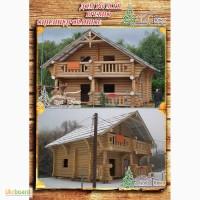 Возвести качественный деревянный сруб 140 м.кв. в Крыму