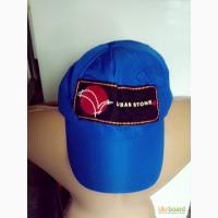 Утепленная мужская кепка URBAN STONE красивого василькового цвета