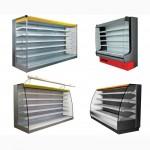 Торговое холодильное оборудование. Витрины.Шкафы холодильные.Стелажи