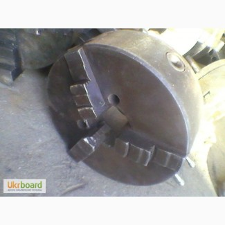 Патрон токарный 400 мм 3-кулачковый