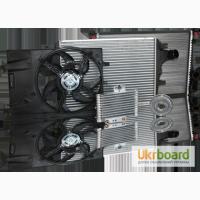 Продаем радиаторы, вентиляторы, радиаторы печки, конденсер, интеркуле