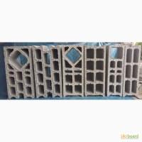 Стеновые, перегородочные, облицовочные бетонные блоки Новоблок