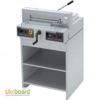 Продается электромеханическая гильотина Ideal 4215-95 б/у (со столом-подставкой)
