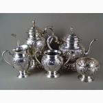 Техническое серебро, ювелирное серебро, серебро в любом виде. Инструмент и его лом. Олово