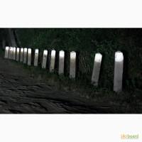 Светоотражающая краска белая для разметки дорог