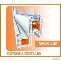 Металлопластиковое окно WDS - низкая цена