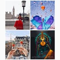 Новое хобби - Картины по номерам для взрослых и детей