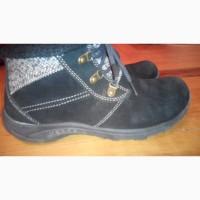 Ботинки утепленные MERRELL б/у размер 37 размер натуральная замша