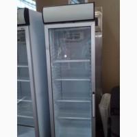 Холодильник б/у для бутылок со стеклянной дверью