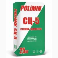 Цементная стяжка СЦ-5 Полимин 25кг