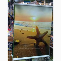 Настенный обогреватель-картина Shine Бабочка 84x60 см Карбоновый обогреватель-картина