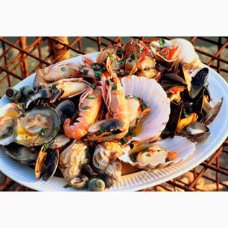 Продаем морепродукты оптом
