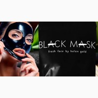 Набор для комплексного ухода за кожей Black Mask гарантия