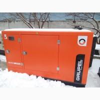 Дизельный генератор Grupel 43 кВа/31, 6 кВт Португалия