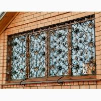 Решетки на окна двери