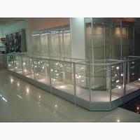 Прилавки и витрины торговые под заказ