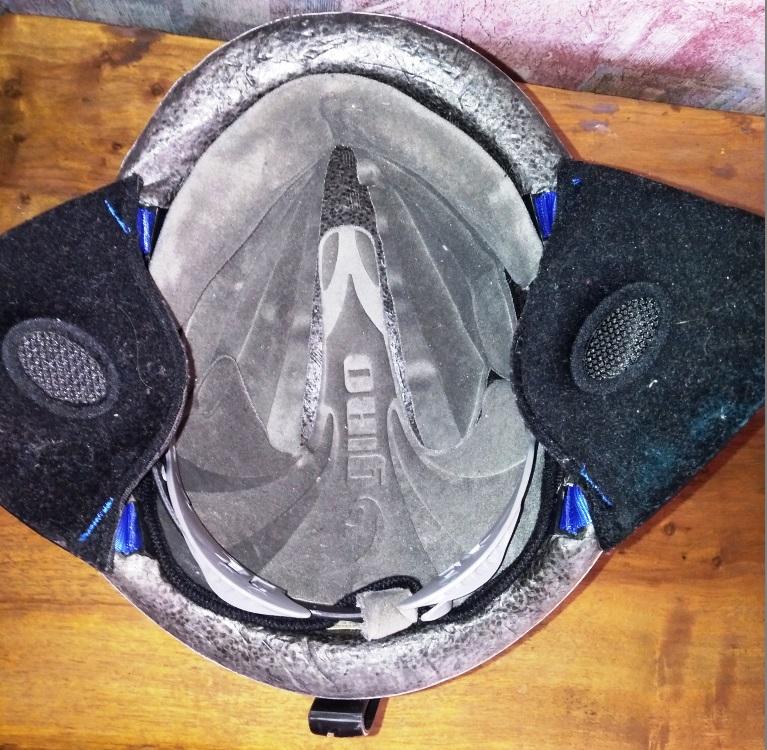 Фото 4. Зимний шлем Giro, 53-55см