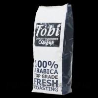 Кофе в зернах TOBI 100% Arabica (1ящ/10кг)