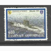 Продам марки Греции (Флот)