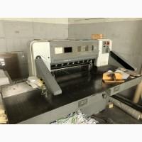 Продам Polar 78 E, 1999г. Описание: программы, воздушный стол, запасной нож
