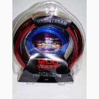 Набор проводов для усилителя / сабвуфера 1200W
