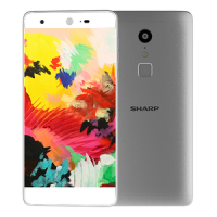 Оригинальный смартфон Sharp Z2 2 сим, 5, 5 дюйма, 10 ядер, 32 Гб, 16 Мп, 3000 мА/ч