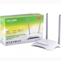 Роутер TP-Link WR840N (2 антены) маршрутизатор