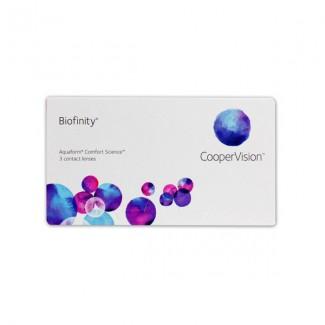 Продам линзы Biofinity
