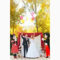 Свадьбы, выездные церемонии, юбилеи, выпускные, корпоративы