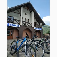 Прокат велосипедов в Карпатах | аренда велосипеда | горные велосипеды