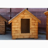 Будка для собаки 105х90х105 см. Собачьи будки теплые