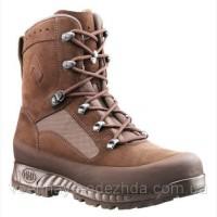Ботинки (замш)Gore-Tex Boots Combat High Liability Brown